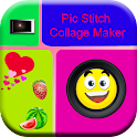 Stitch Grid Collage Maker icon