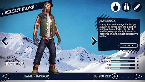 Snowboard Party Screenshot 4