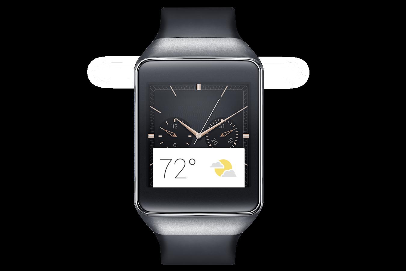 Samsung Gear Live (Black) - screenshot