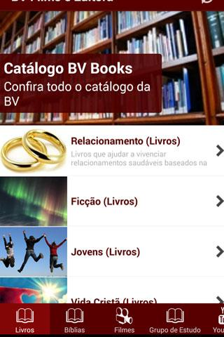 Catálogo BV Films