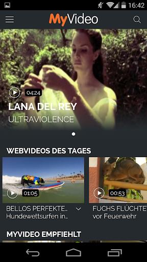 MVDO: Musik Filme Serien