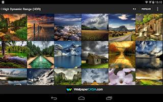 Screenshot of Wallpaper CASA HD