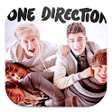 One Direction, Fondos y Letras icon