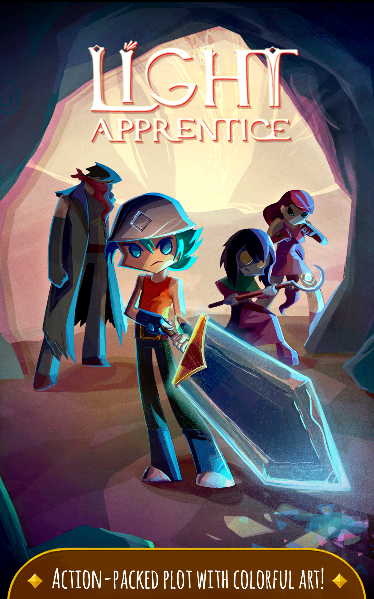 Light Apprentice screenshot #11