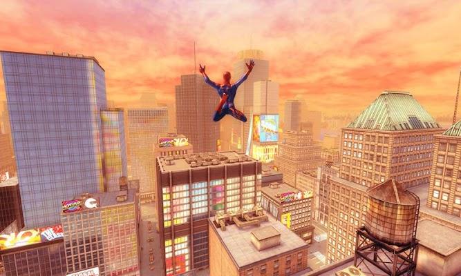The Amazing Spider-Man- screenshot