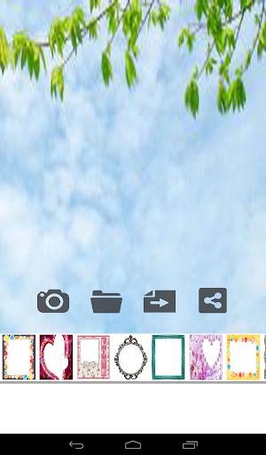Photo Frames Maker for Social