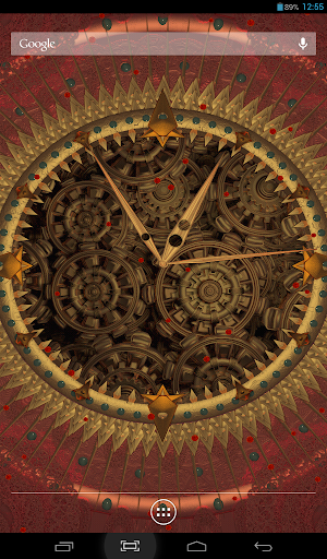Golden Clock 2