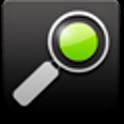 放大镜 icon