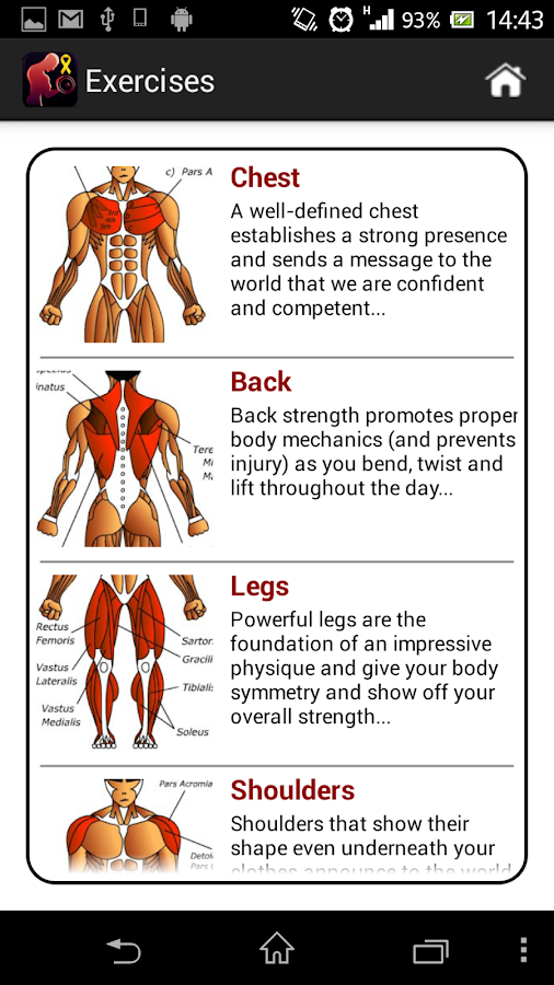 Dumbbell Muscle Workout Plan T - Android Apps on Google Play