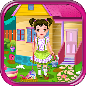 Kids House Clean Games for PC and MAC