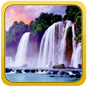 3D Waterfall Puzzles Games