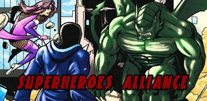 Superheroes Alliance