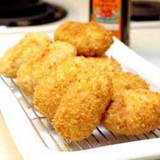 Potato and Pork Croquettes