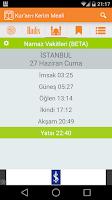 Screenshot of Ayet Bul - Kuran-ı Kerim Meali