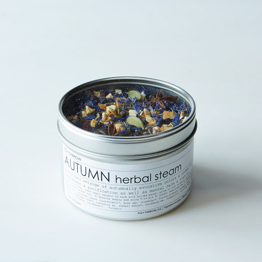 Autumn Herbal Steam