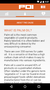 POI Palm Oil Barcode Scanner- screenshot thumbnail