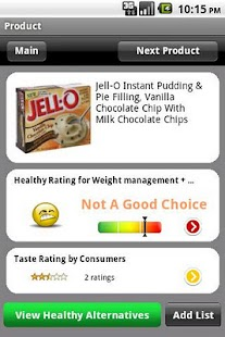 Eat This? Diet for weight loss - screenshot thumbnail