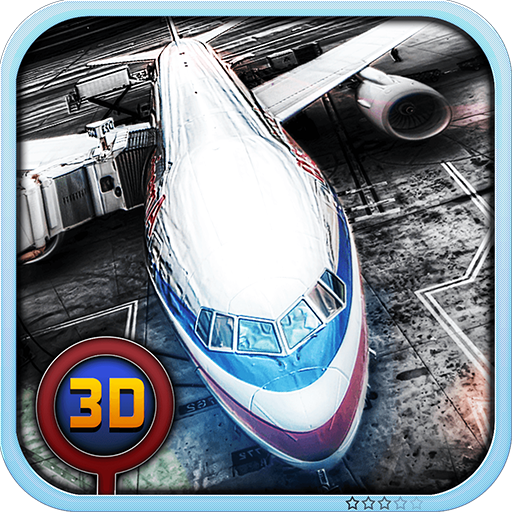 街機App|AIRBUS PARKING 3D LOGO-3C達人阿輝的APP