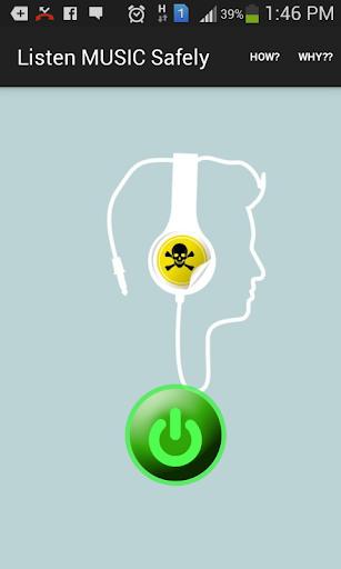 Listen MUSIC Safely