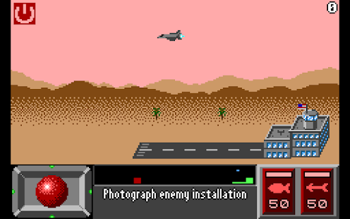 Super Pixel Jet Fighter- screenshot thumbnail