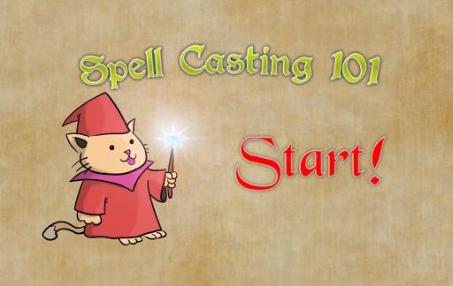Spell Casting 101