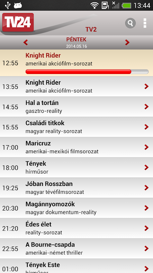 TV24 - screenshot