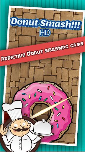 Donut Smash - Ninja Slicer