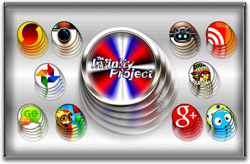 The Infinity Project Icon pack