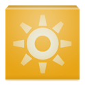 Configurable brightness preset icon
