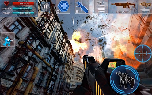 Enemy Strike- screenshot thumbnail