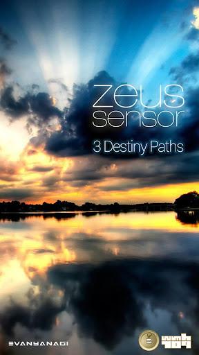 Zeus Sensor - 3 Destiny Paths