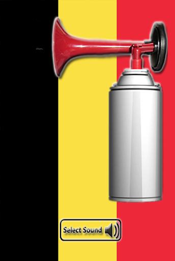 Air Horn Belgium