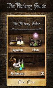 Skyrim Alchemy Free- screenshot thumbnail
