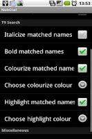 Screenshot of NubDial