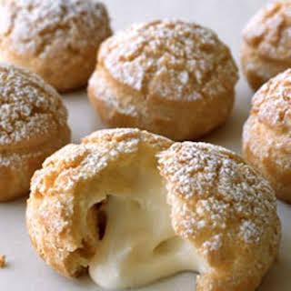 Cream Puffs.