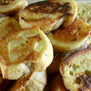 Vegan Eggy Bread With Kala Namak.