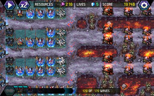 Tower Defense: Infinite War 1.2.1 screenshots 10