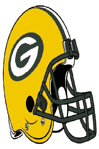 Packers Clock Widget - screenshot