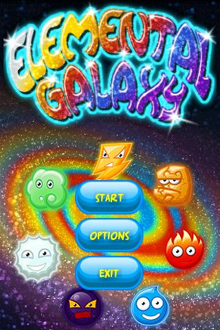 Elemental Galaxy - Jewel Match- screenshot