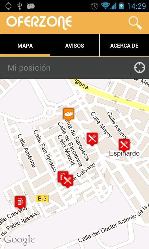 Oferzone - screenshot