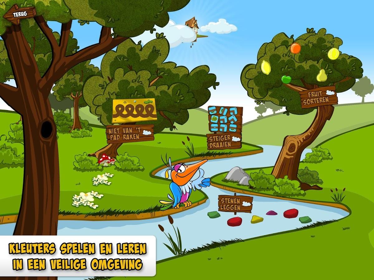 Kenny HD - Leren voor kleuters- screenshot