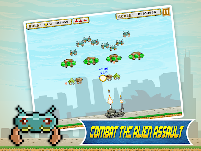 Earth Assault- screenshot thumbnail