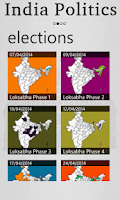 Screenshot of India Politics-Election 2014