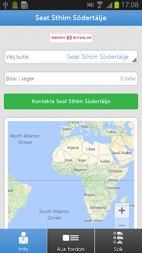 SEAT Stockholm