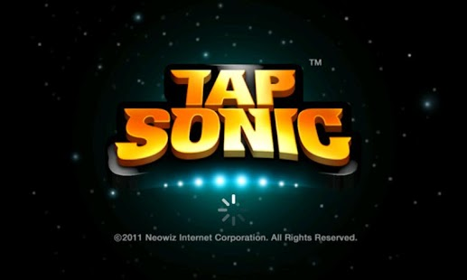 Rhythm Action TAP SONIC - screenshot thumbnail