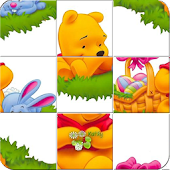 Cartoon Puzzle Sliding