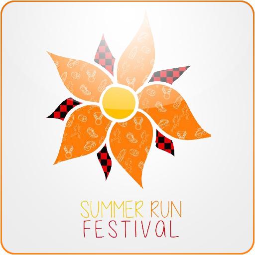 Summer Run Festival LOGO-APP點子