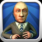 Chatty Russian President