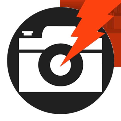 Snapshot fast sneaky picture LOGO-APP點子