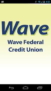 Wave Federal Credit Union - screenshot thumbnail